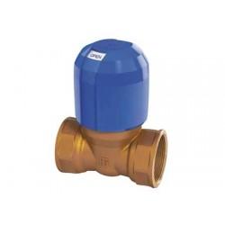 Plein débit non-bloc Vanne bronze 1 pouce
