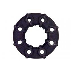 Couplage flexible hélice -Boîte de vitesses 115mm 1400 série