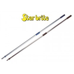 Poignée télescopique en aluminium Star Brite 152 - 304cm