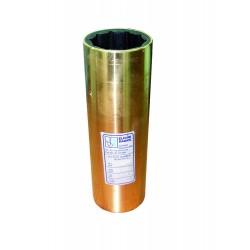 Roulement d`arbre en bronze, lubrifié hydrauliquement (pouces) 1`1 / 4